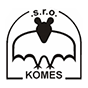 KOMES, s.r.o. Logo